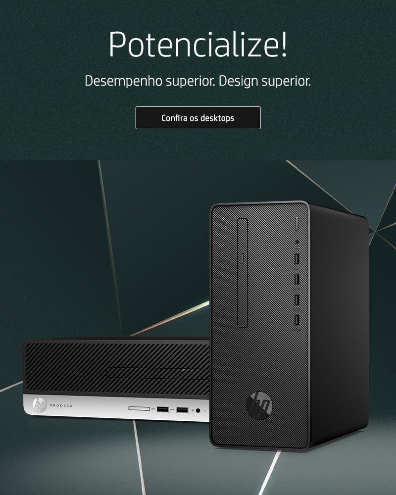 Desempenho superior em Desktops